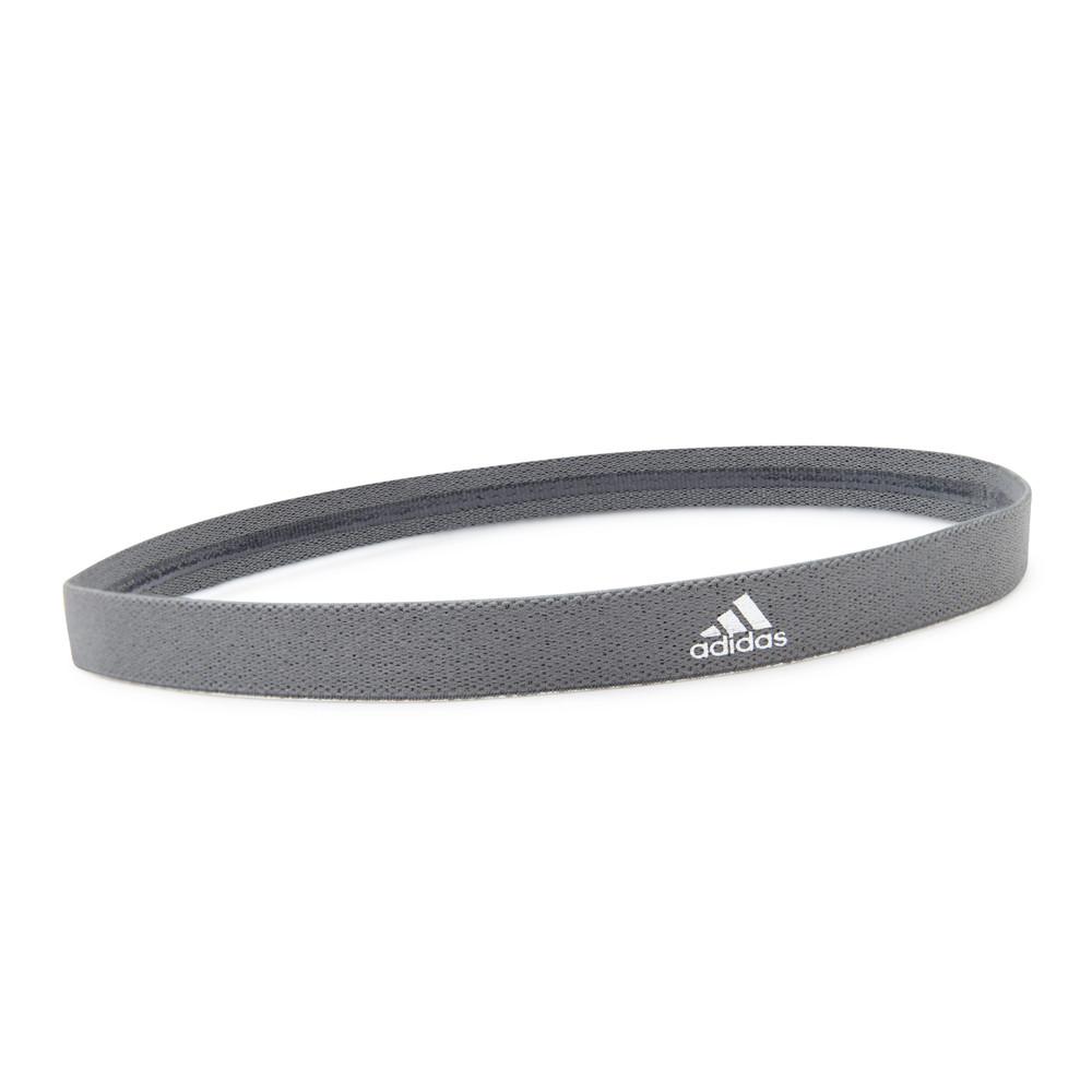 Grey yoga hairband