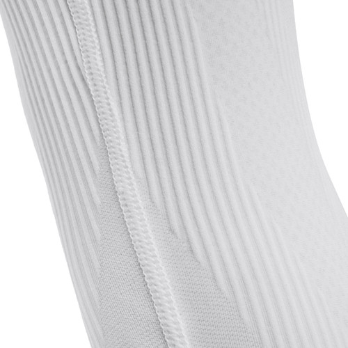 White adidas Compression arm sleeves