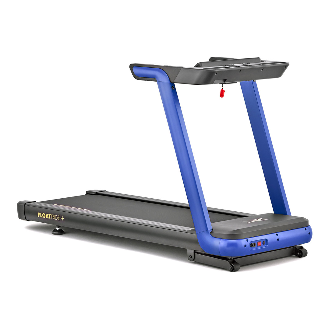 Reebok blue FR30 Floatride treadmill