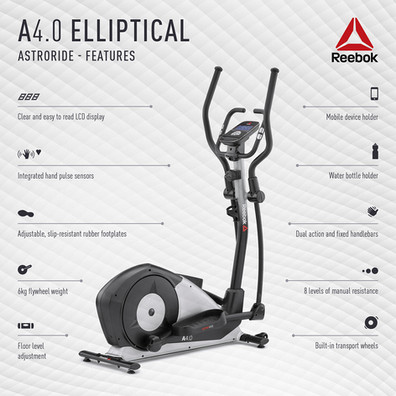 Reebok A4.0 Cross Trainer Features