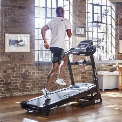 Reebok ZJET 460 Treadmill - Black