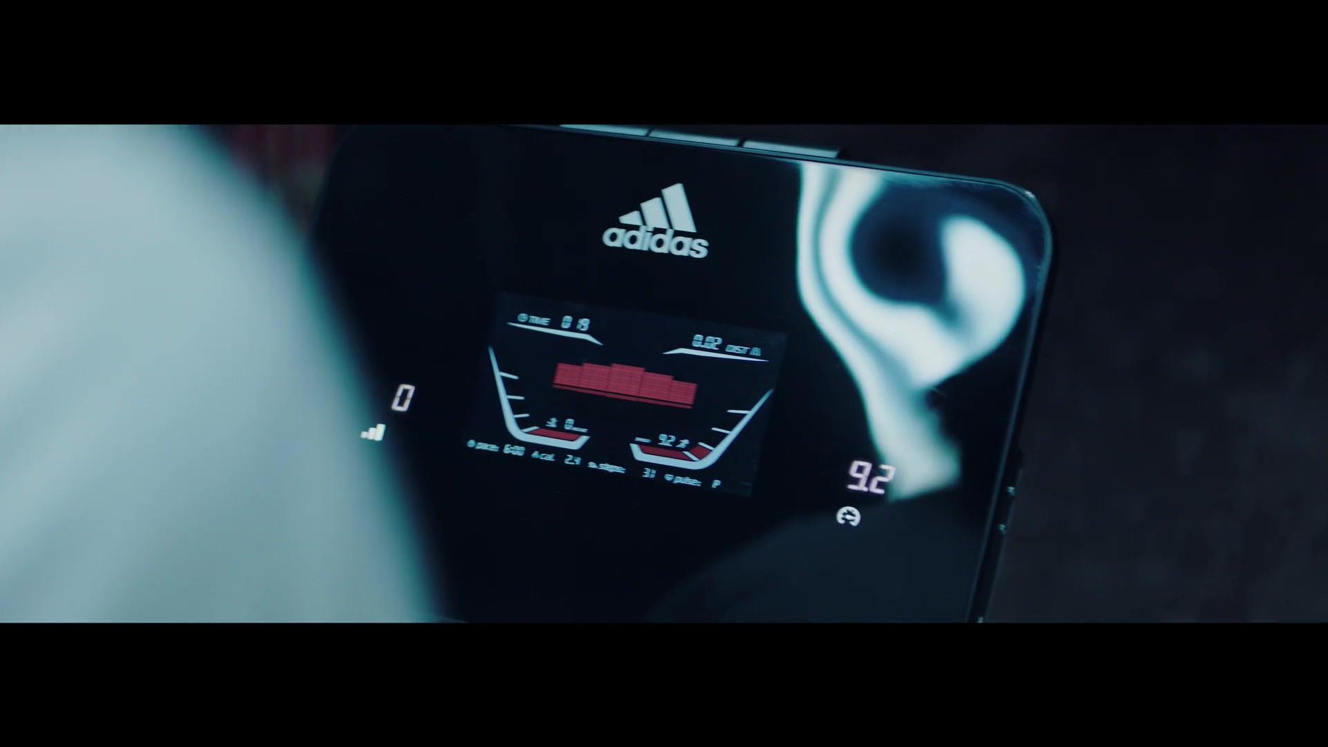 adidas T-19 Treadmill