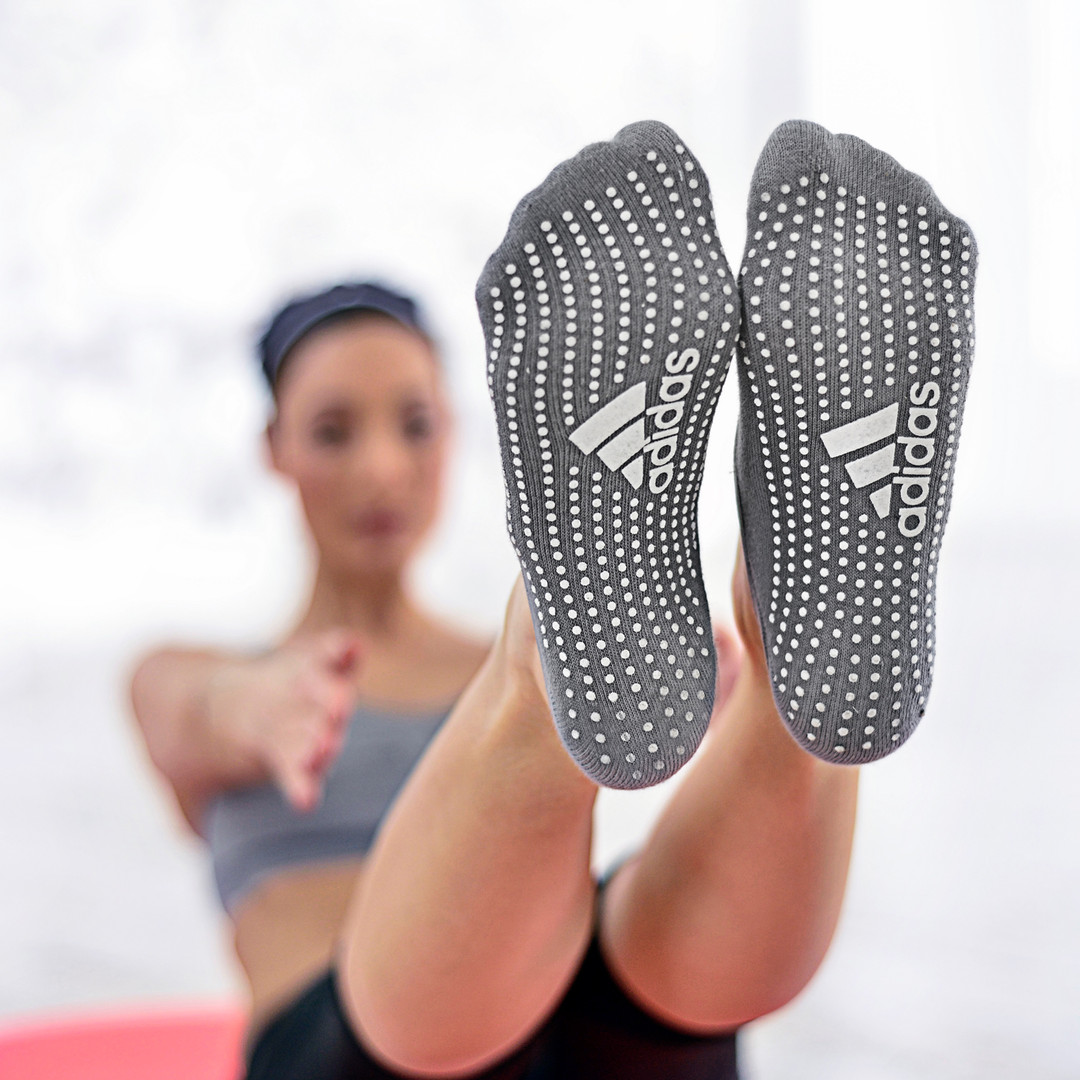 adidas Grip Yoga Socks