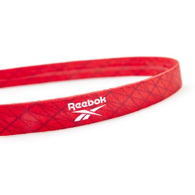 Reebok yoga red hair band