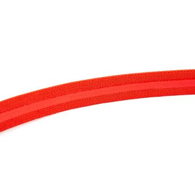 Reebok red orange sports hair band