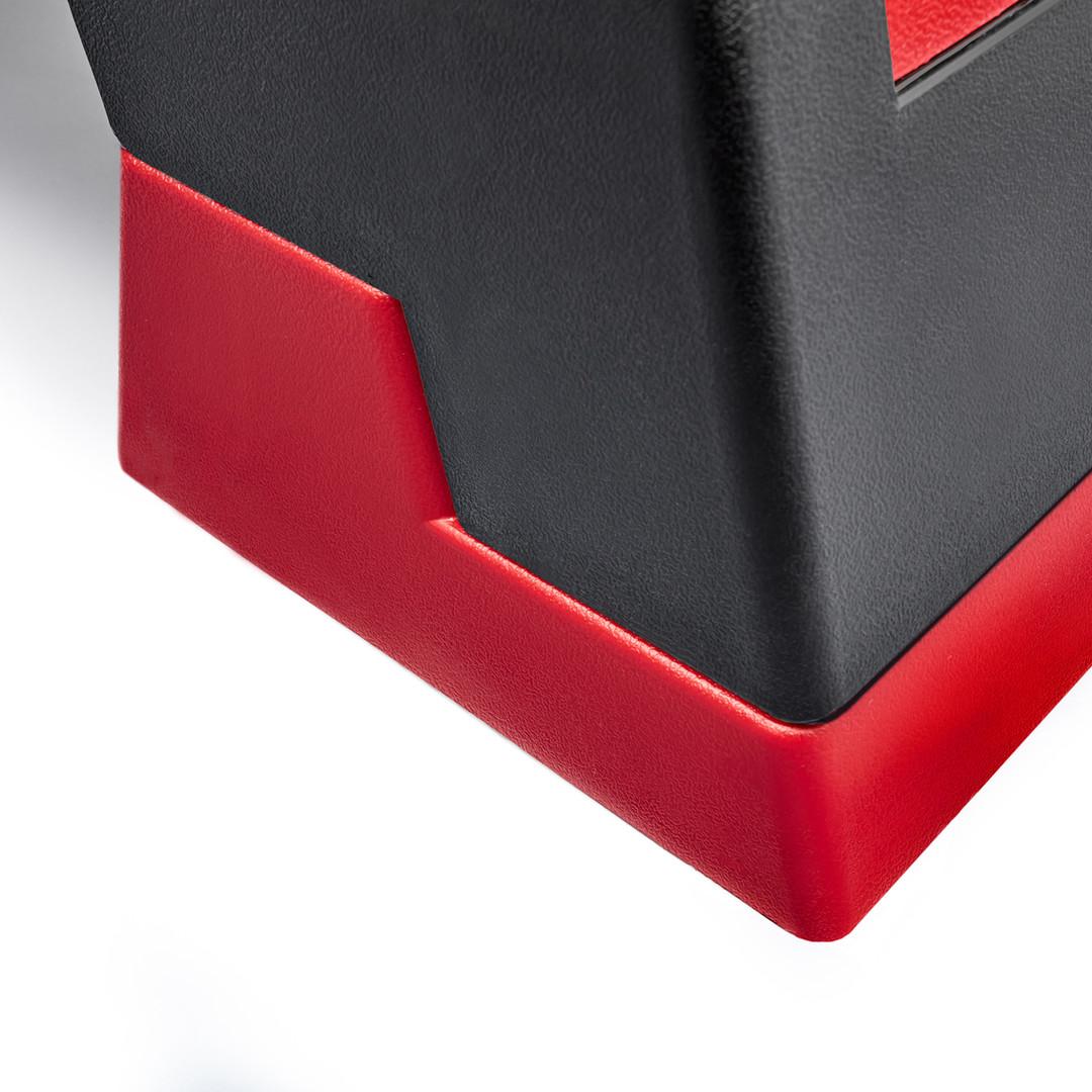 Reebok Red & Black Step