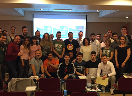 Product Training with El Corte Ingles