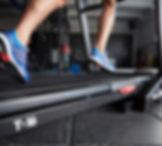 adidas T-16 treadmill running deck