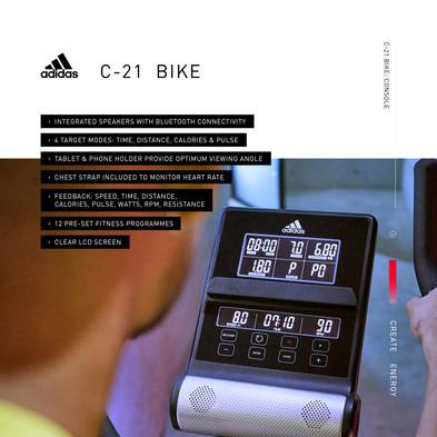 adidas C-21 Bike Console