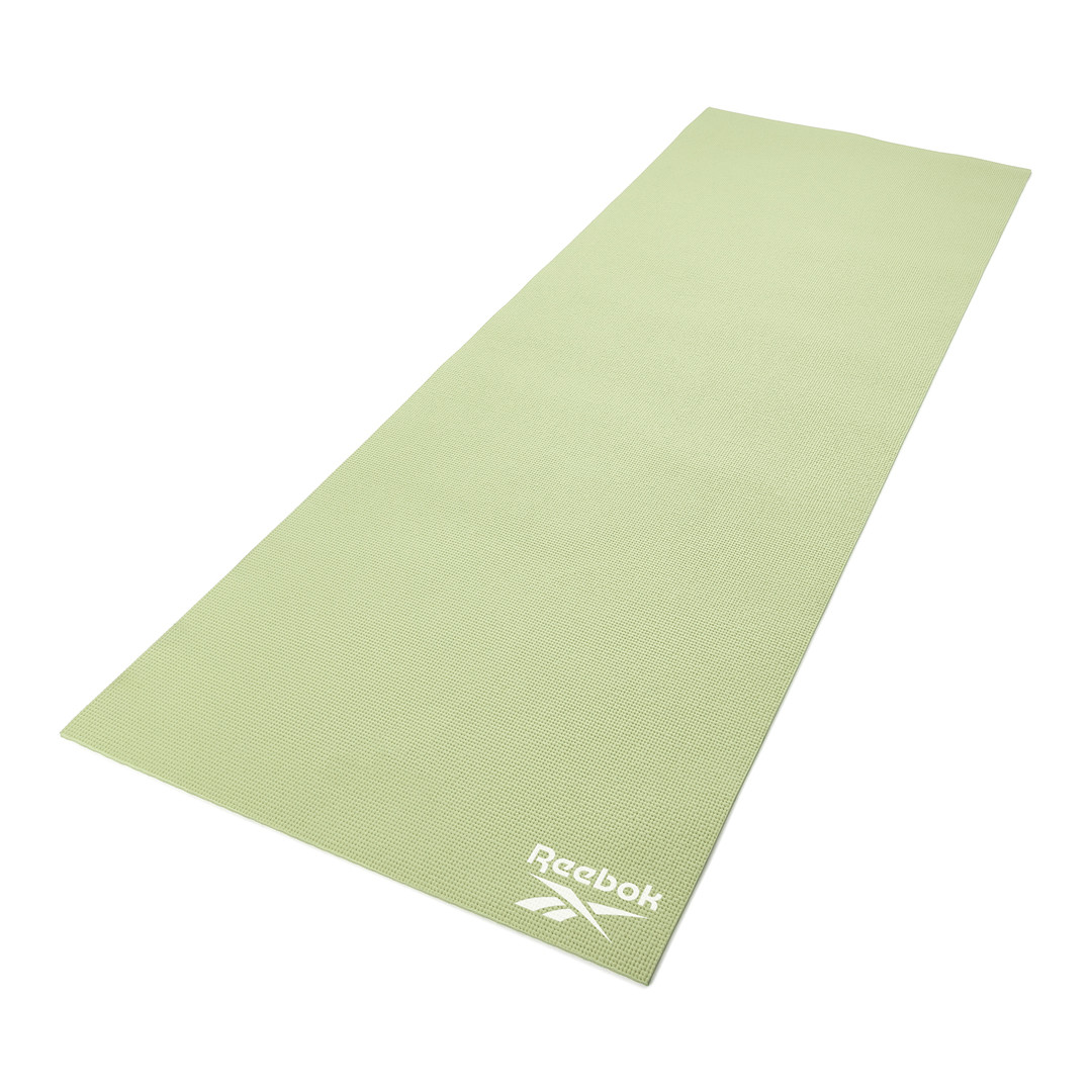 Reebok 4mm Light Green Yoga Mat