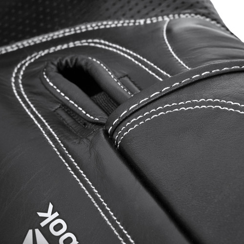 Combat leather training gloves