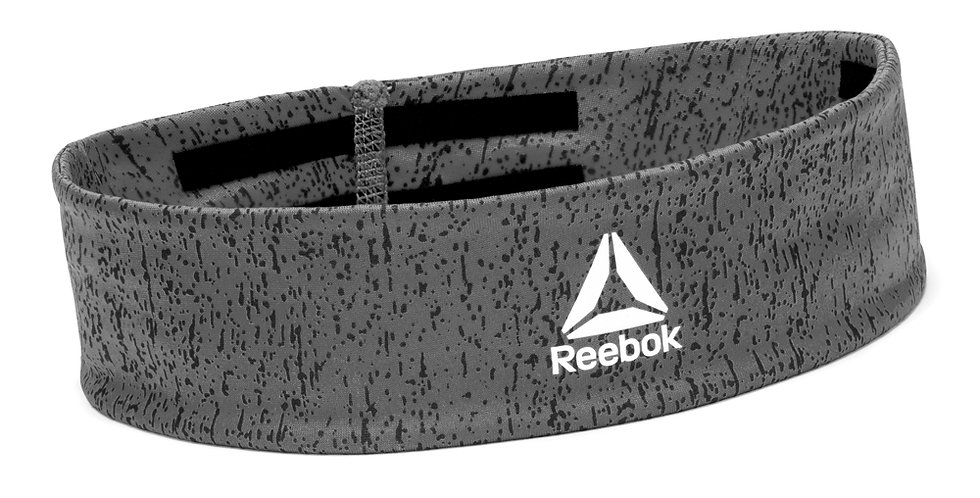 Reebok Yoga Grey Head Band