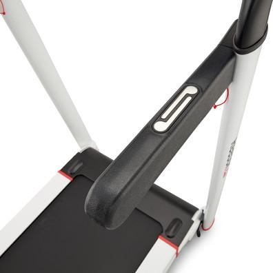 i-Run 4.0 Compact White Treadmill