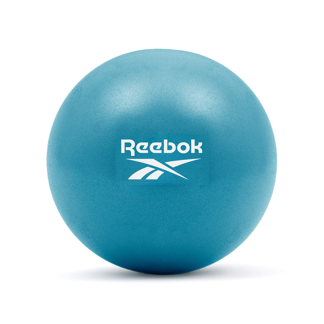 Reebok teal mini yoga ball