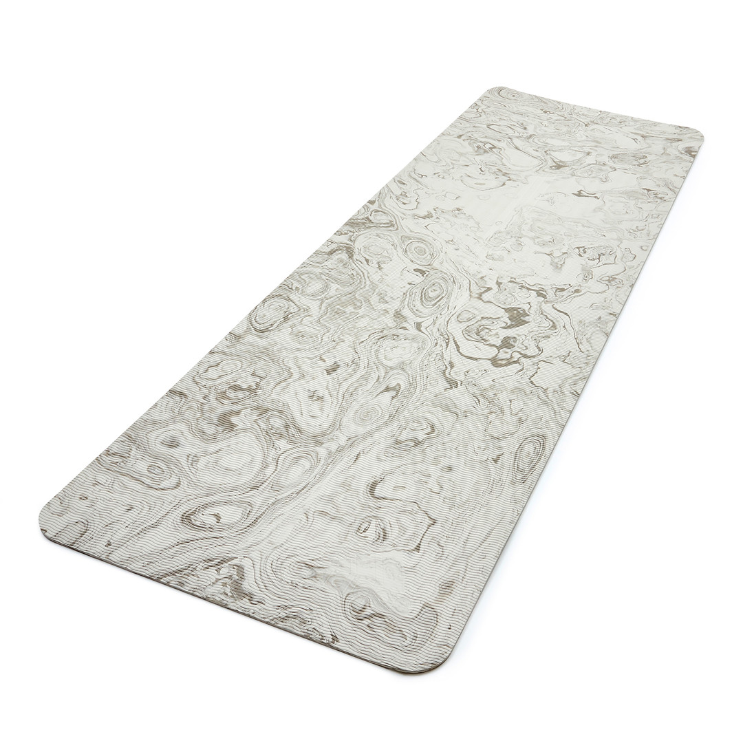 adidas 5mm cream camo yoga mat