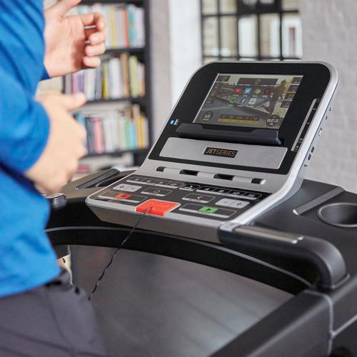 Reebok Jet 300 + Gold Treadmill