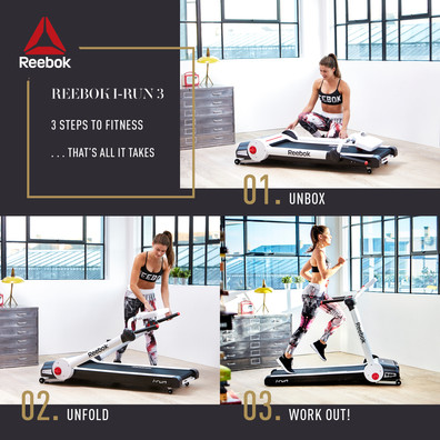 i-Run 3.0 Treadmill