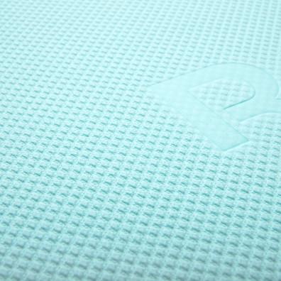 Reebok 6mm blue & black yoga mat
