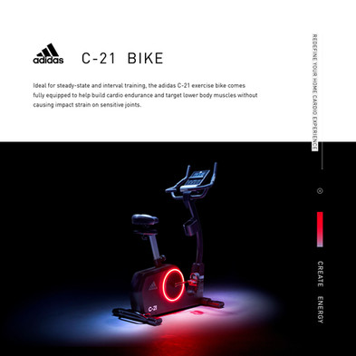 adidas C-21 Bike Intro
