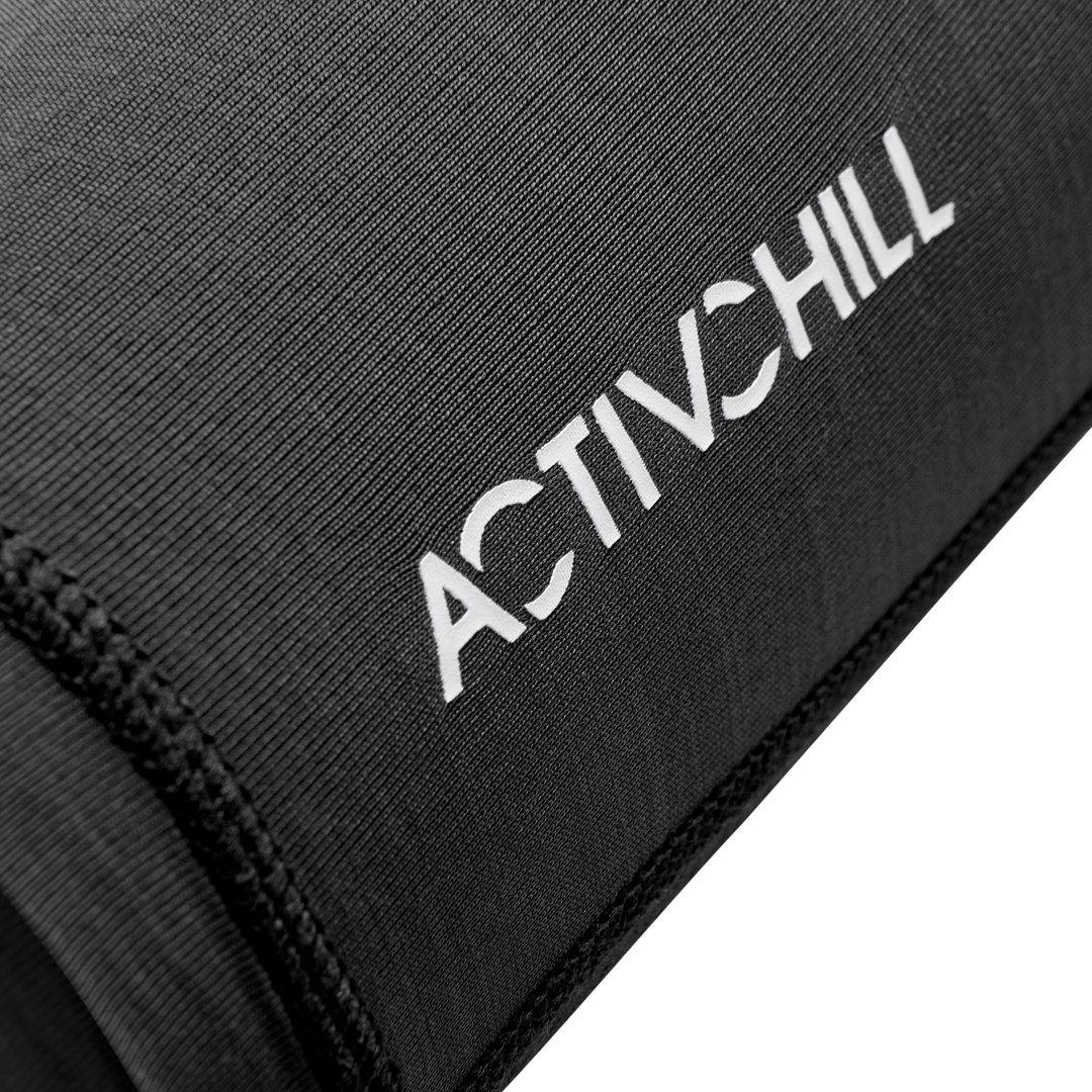 Reebok ACTIVCHILL black leg sleeves