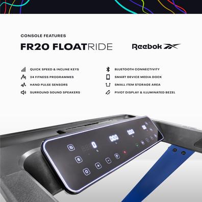 FR20 Treadmill Console