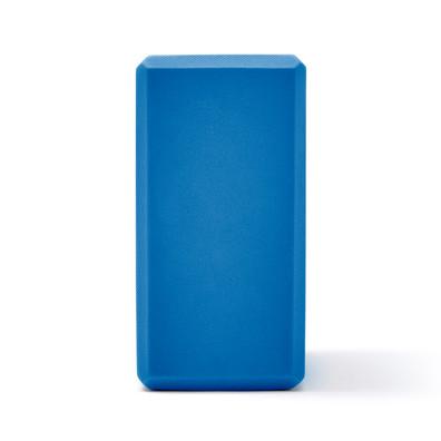 Reebok blue foam yoga block