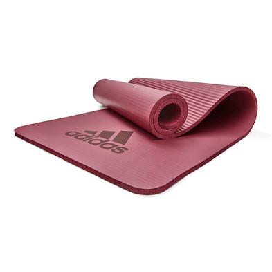 adidas 15mm dark pink Pilates mat