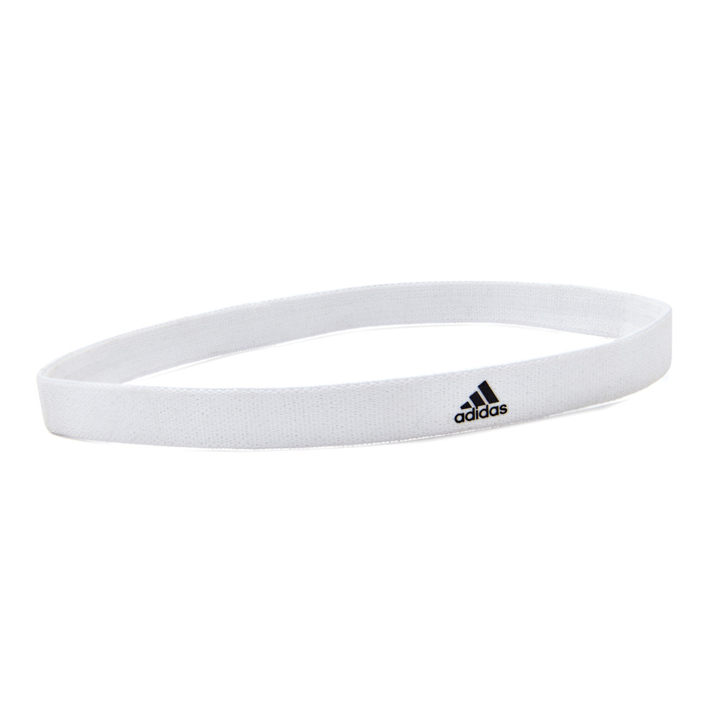 White Yoga Hairband