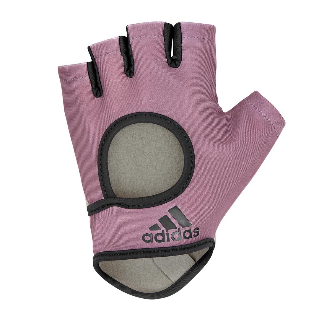 adidas Essential Women's Gloves - Purple