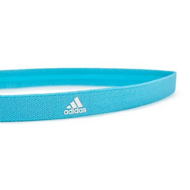 adidas blue sports hairband
