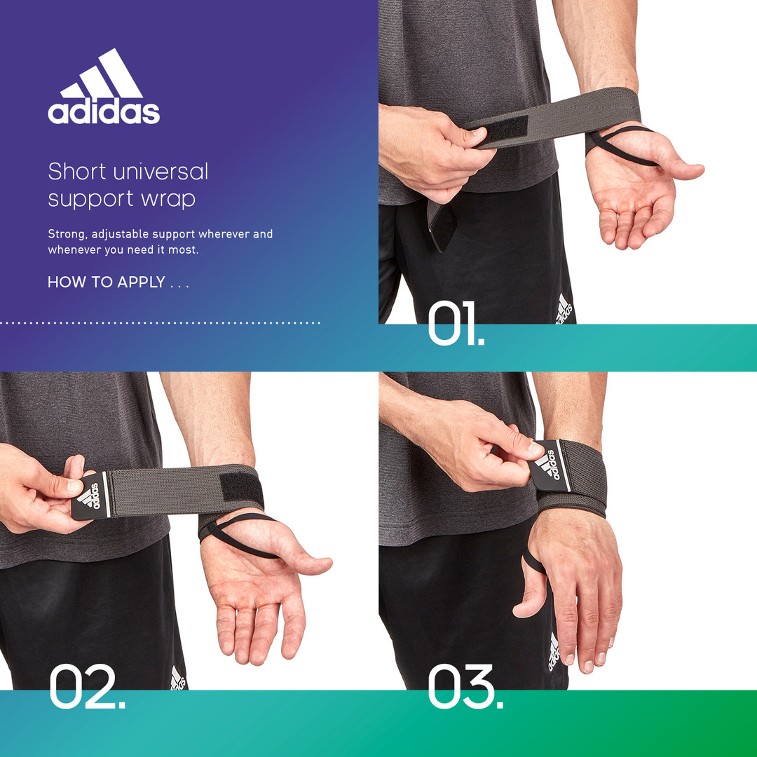 adidas short universal support wrap