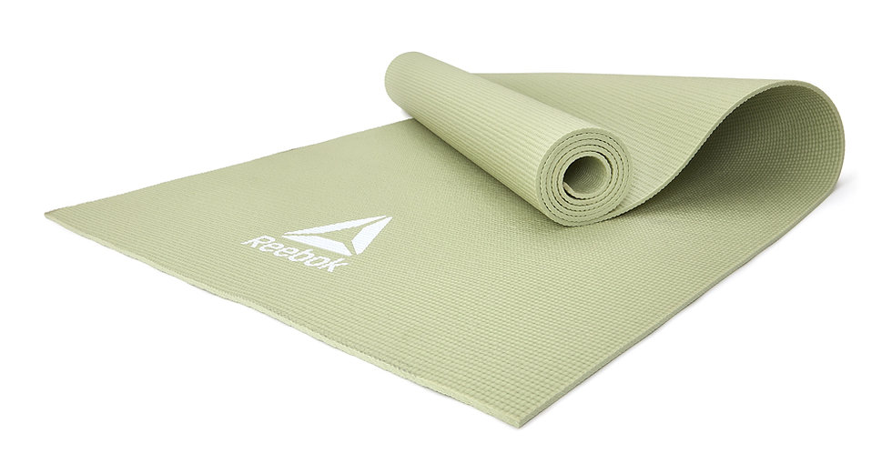 Reebok Green 4mm Yoga Mat