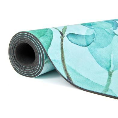 adidas 3.2mm Natural rubber yoga mat - earth pattern