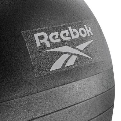 Reebok black gym ball