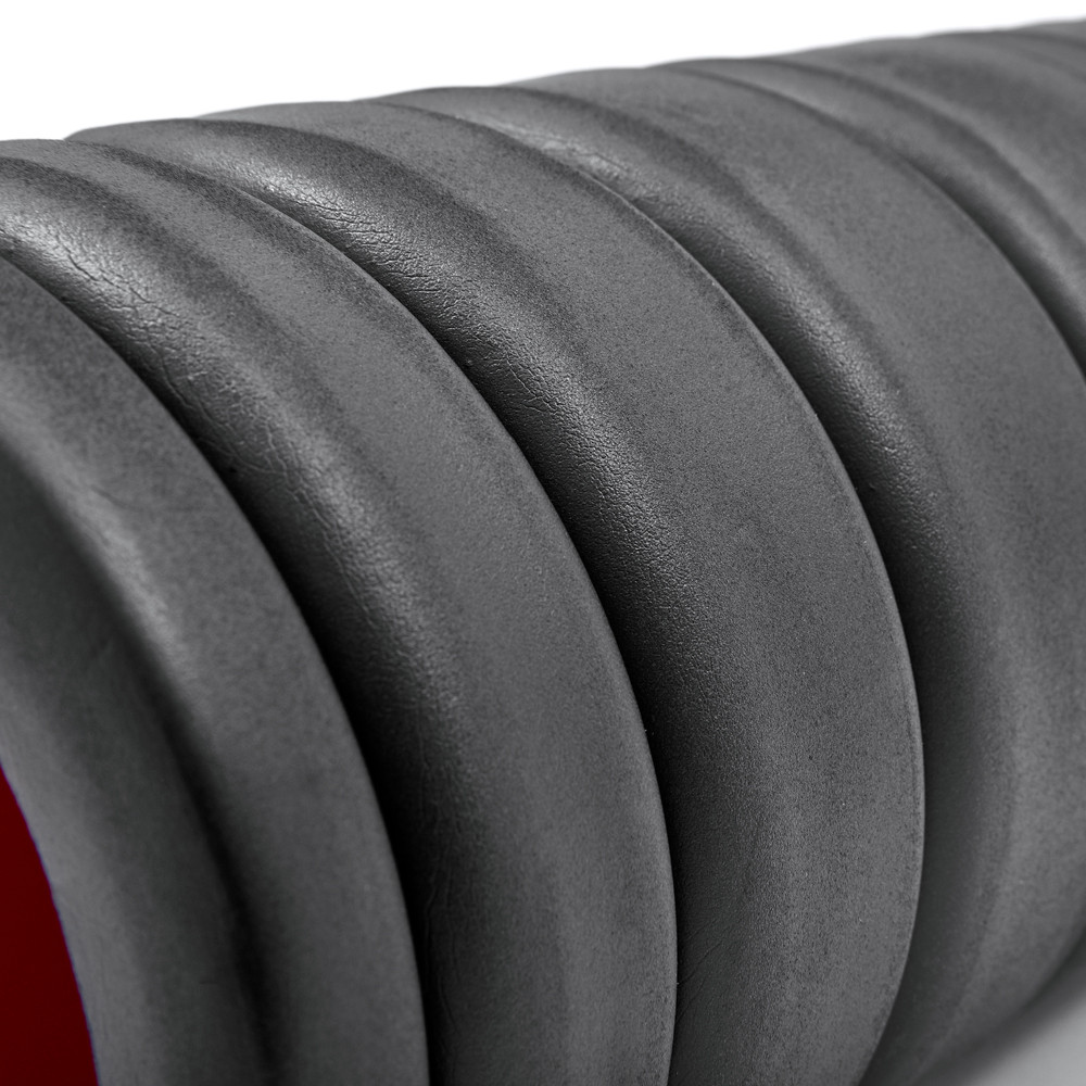 adidas black and red foam roller