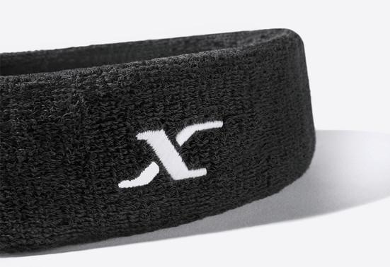 Dynamax Fitness Head Sweatband