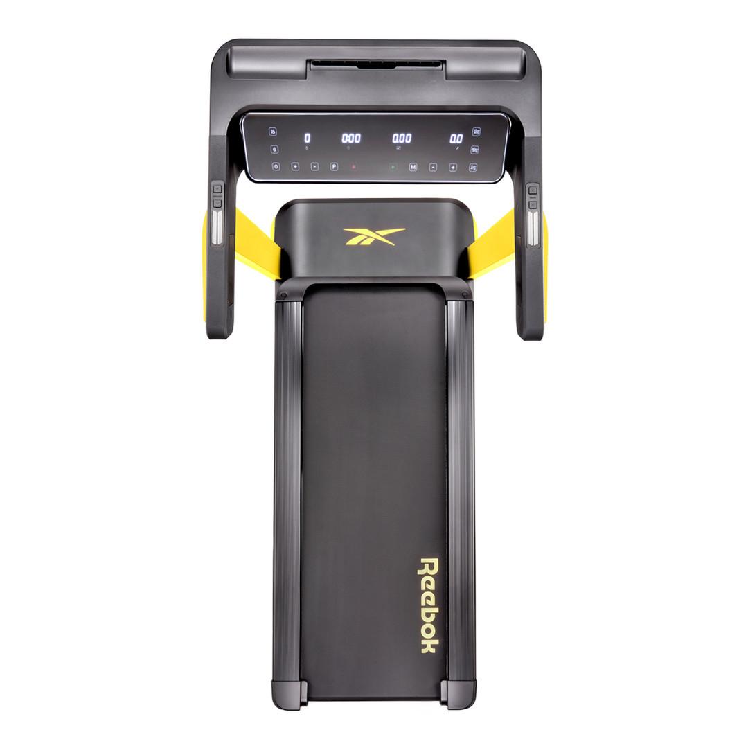 Reebok FR20 Floatride yellow treadmill