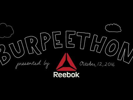 World Unites For Reebok's #WorldBurpeeDay