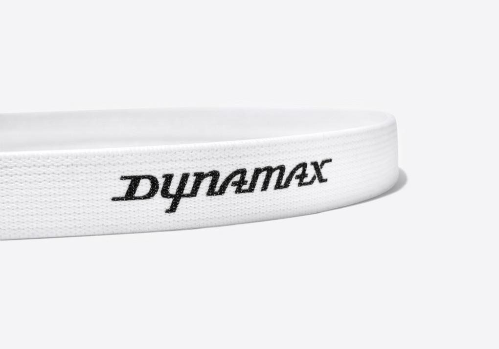 Dynamax Workout Headbands - Black, Mauve Taupe, White