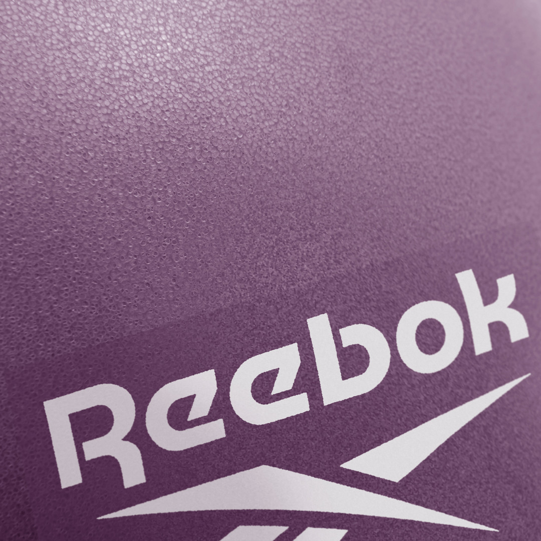 Reebok purple mini pilates ball