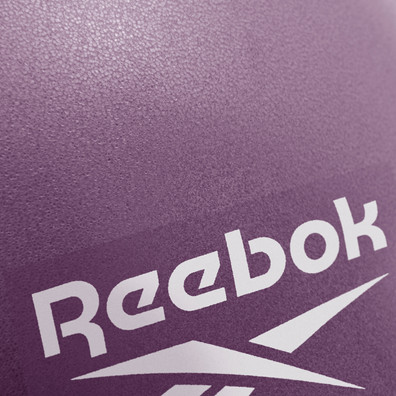 Reebok purple mini pilates ball