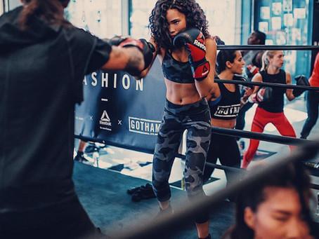 Reebok Combat at New York Fashion Week
