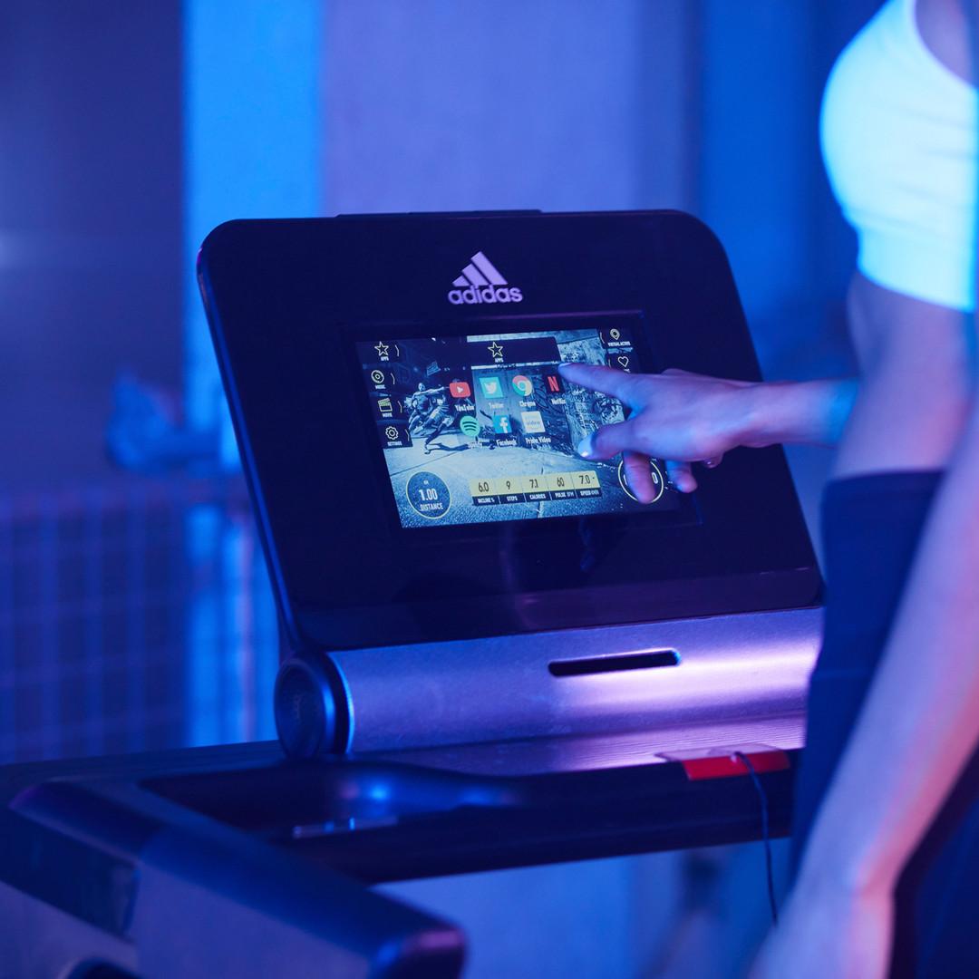 adidas T19x Treadmill