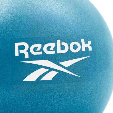 Reebok teal mini pilates ball