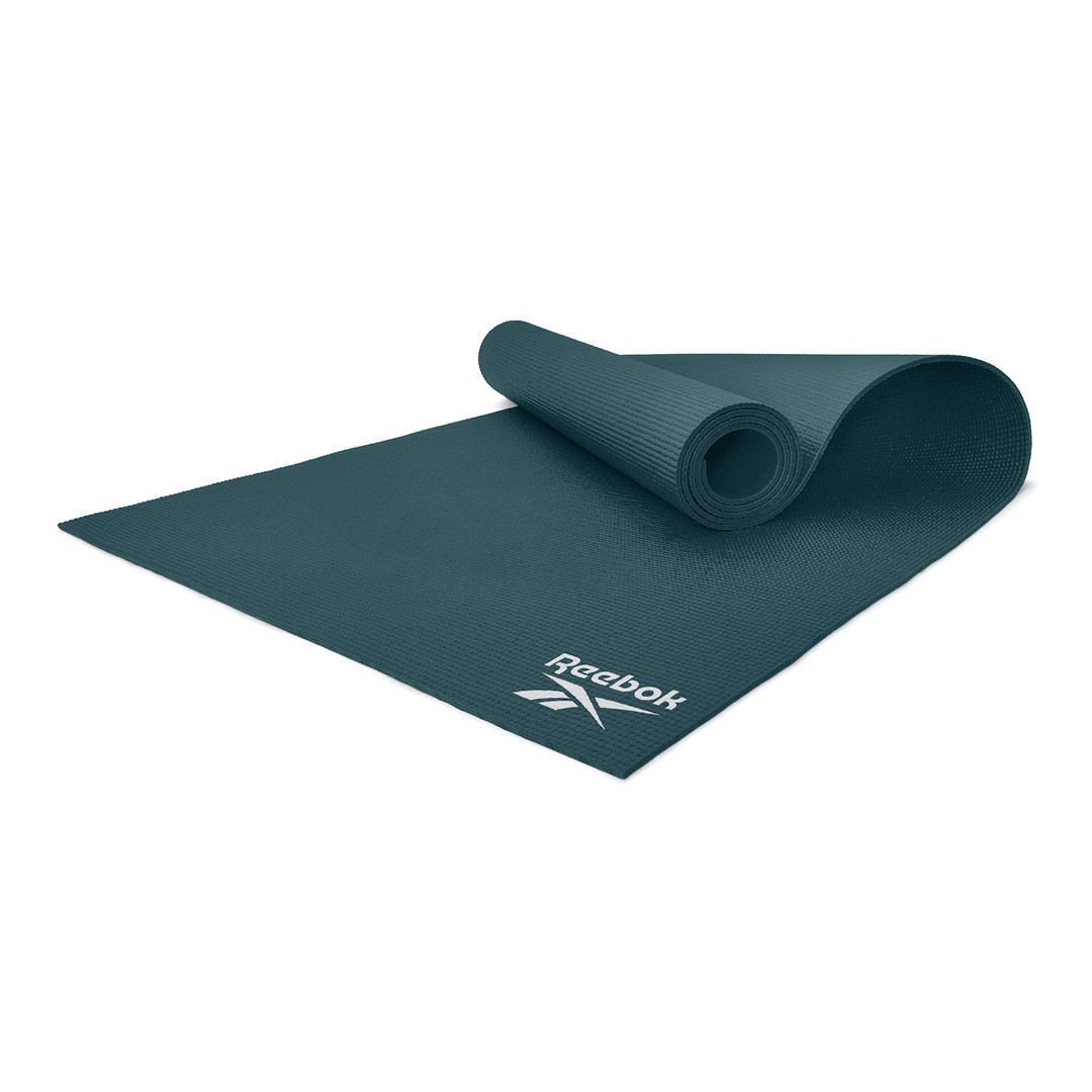 Reebok 4mm Dark Green Yoga Mat
