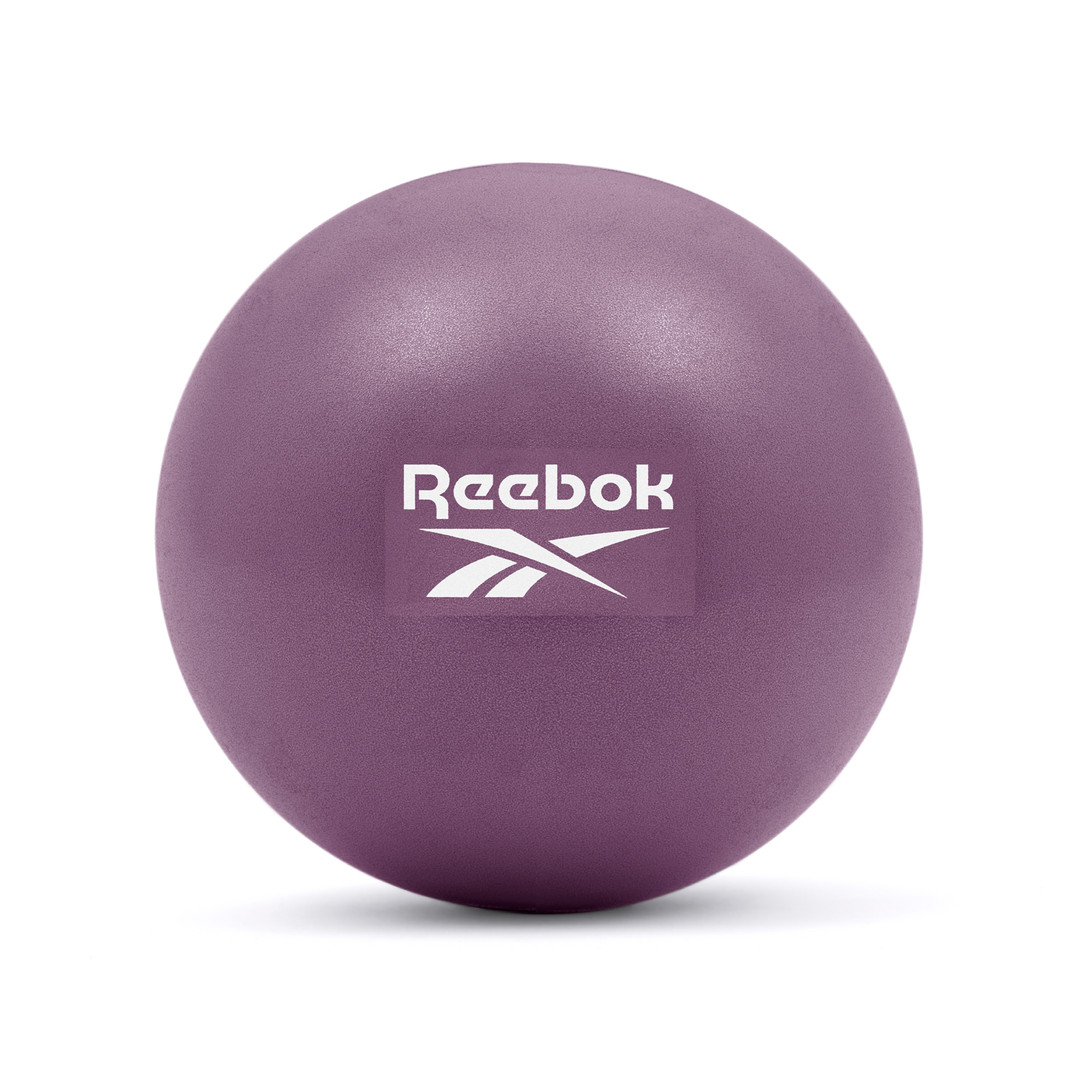 Reebok purple mini gym ball