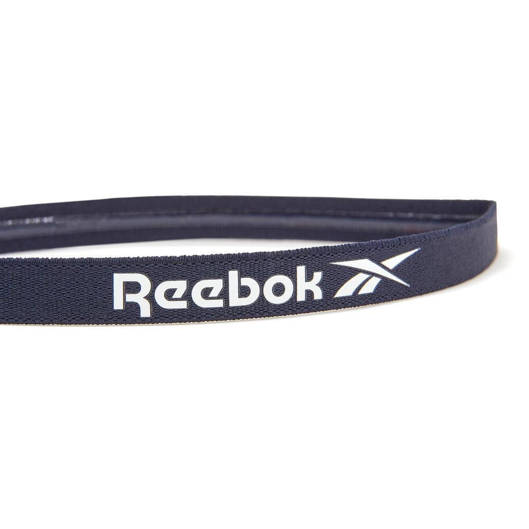 Reebok navy sports hair band
