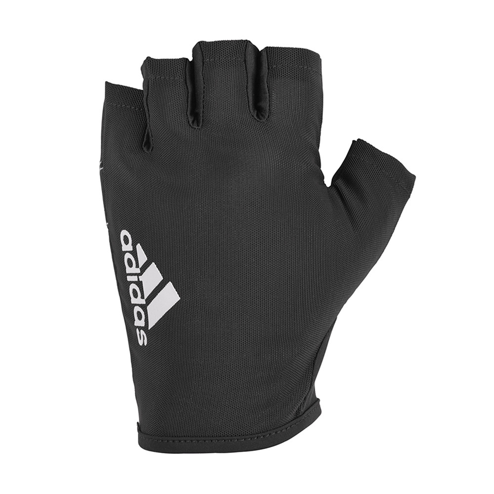 Mens's Essential Gloves - black and white