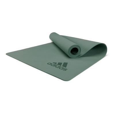 adidas 5mm dark green yoga mat