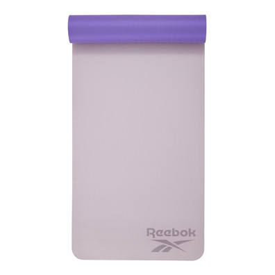 Reebok 6mm purple & lilac yoga mat